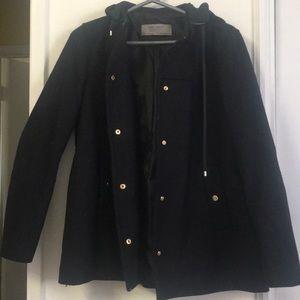 Zara short wool jacket